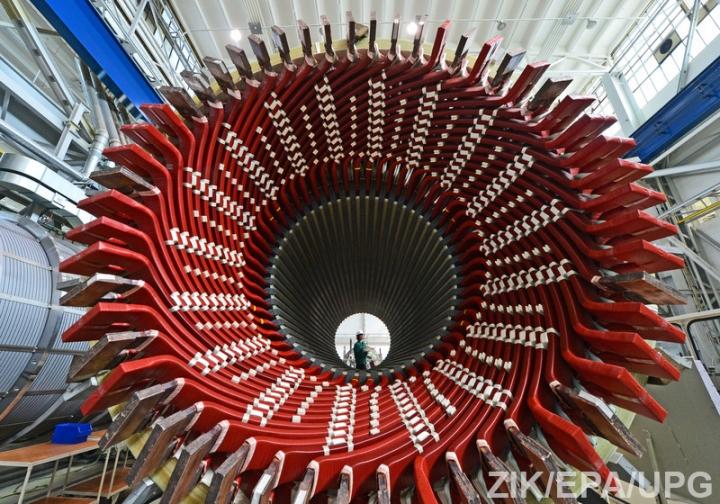Украина делает все для блокирования турбин Siemens вКрыму— Премьер