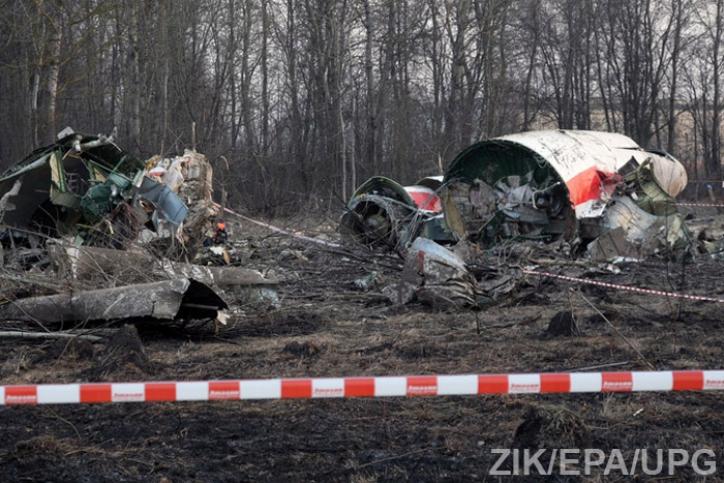 Руководитель комиссии: Причиной крушения самолета Качиньского под Смоленском был взрыв