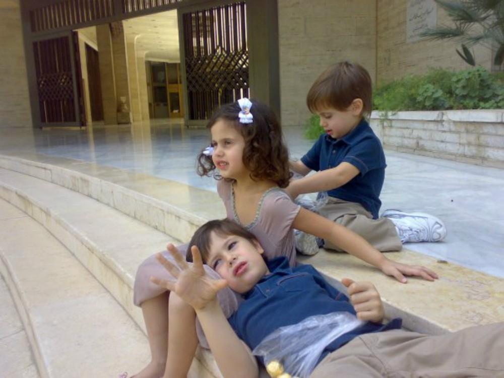 Дети Асада вминувшем году  отдыхали вкрымском центре «Артек»