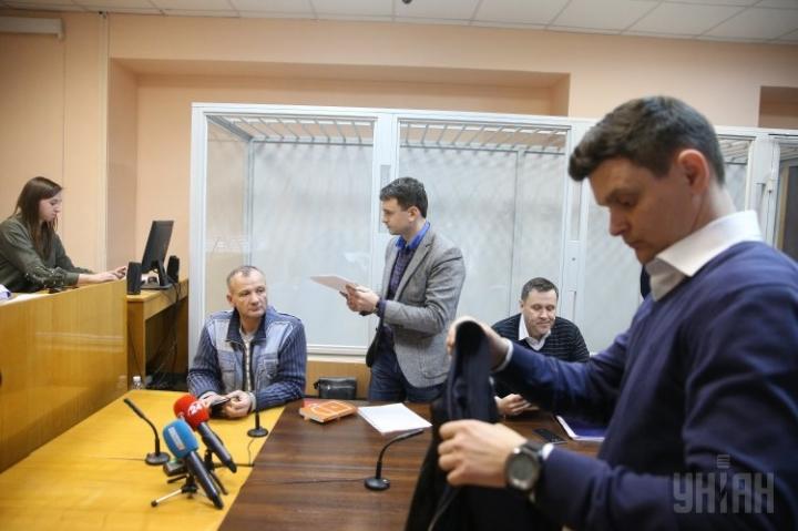 Суд помере пресечения «майдановскому стрелку» Бубенчику перенесли напятницу