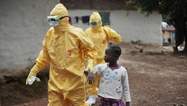 В Конго очередная вспышка лихорадки Эбола – 19 погибших
