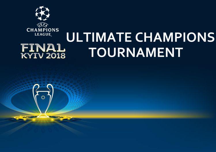 ВКиеве на«Турнире чемпионов УЕФА» сыграют легенды футбола