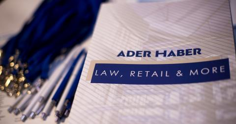 ADER HABER: LAW, RETAIL & MORE