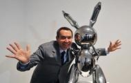 В Нью-Йорке на аукционе продали стального кролика за $91 млн