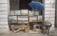 Бэнкси нелегально поучаствовал в Венецианской биеннале