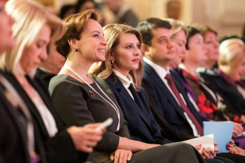 Елена Зеленская инициирует присоединение Украины к «Партнерству Биарриц»