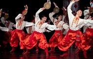 Ведущая Дедженерес назвала гопак русским танцем