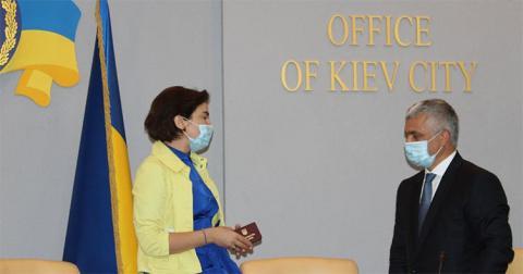 Прокуратура Киева получила нового руководителя