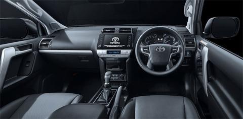 Дизельная Toyota Land Cruiser Prado прибавила в мощности