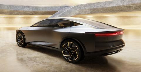 Седан Nissan Maxima превратят в электрокар