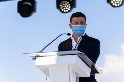 Владимир Зеленский: Каждый регион Украины должен понимать свою уникальность и конкурентные преимущества