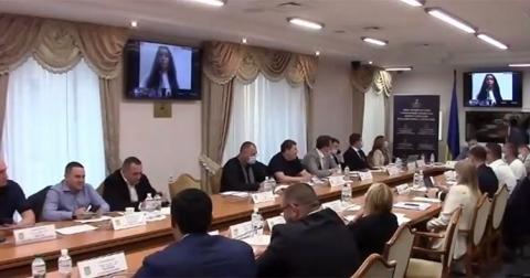 Комитет ВР выбрал кандидатов в конкурсную комиссию по избранию в САП