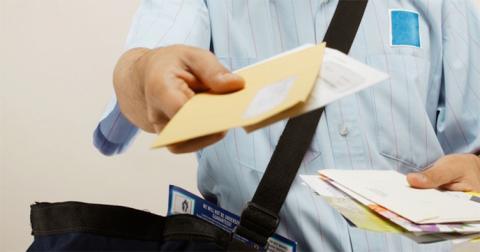 Один из судов Киева прекратил отправлять корреспонденцию
