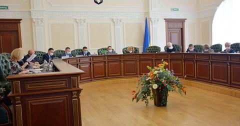 Судья из Днепропетровской области отстранена от правосудия
