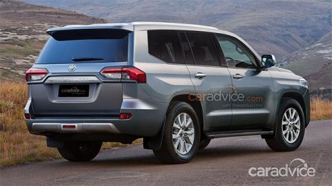 Рассекречены подробности и дата премьеры нового Toyota Land Cruiser 300