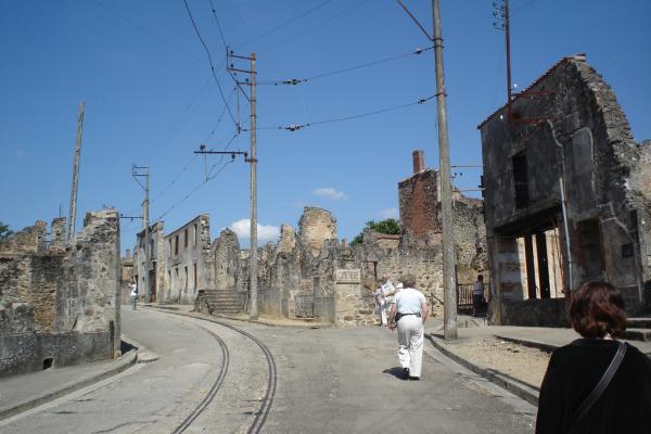 Жертва Третьего Рейха. Как выглядит французская деревня-музей (ФОТО)