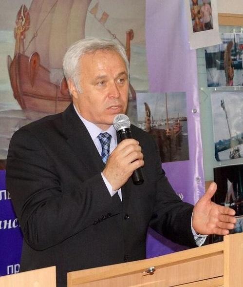 Борис Волошенков