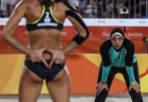 Редкий кадр: самые смешные снимки спортсменов в Рио-2016 (ФОТО)